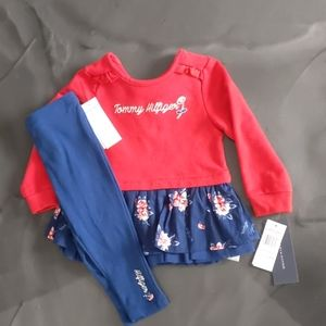 Tommy Hilfiger 2 piece set